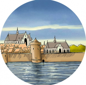 About Alkmaar's convents and monasteries